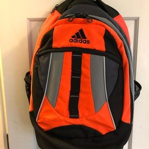 Adidas backpack - never used.